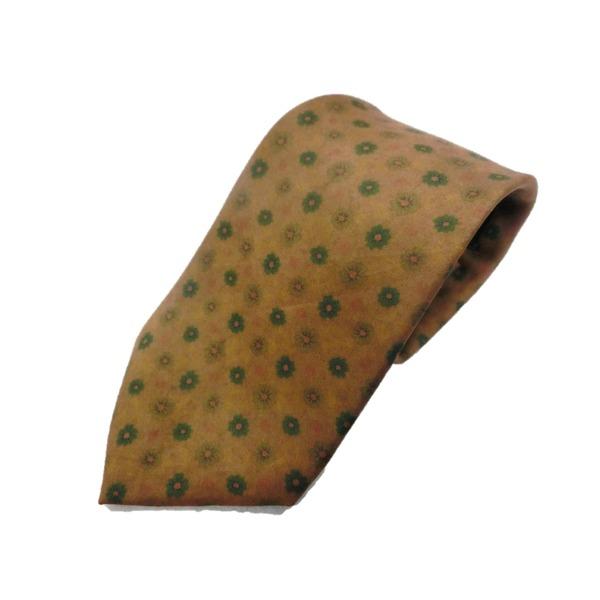 希少限定生地 シルクネクタイ Clarkプレミアム 手縫い仕立て 西陣ネクタイ クラシック小紋f00