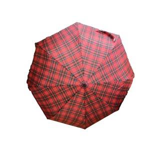 ジャンプ式折り畳み傘 ロイヤルスチュアート