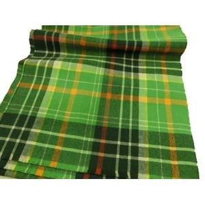 新作 英国製 Made in Scotland カシミヤ100%ストール Green