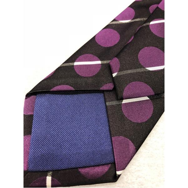 新作ネクタイ  日本製シルク100% ストライプ&水玉