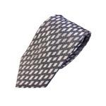 ネクタイ 大柄シリーズ 日本製シルク100% ピンク