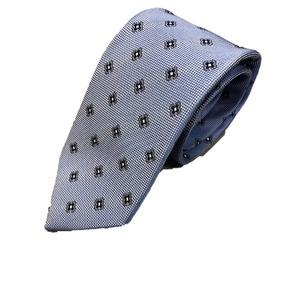 小紋織柄コレクション ライトブルー