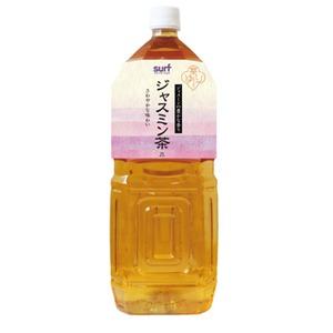 【まとめ買い】桂香園 ジャスミン茶 2L×60本(6本×10ケース)ペットボトル