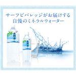 【まとめ買い】サーフビバレッジ 自然水 2L×12本(6本×2ケース) 天然水 ミネラルウォーター 2000ml 軟水 ペットボトル