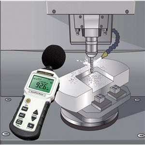 騒音計 (音量測定器/環境測定器) ウマレック...の紹介画像3