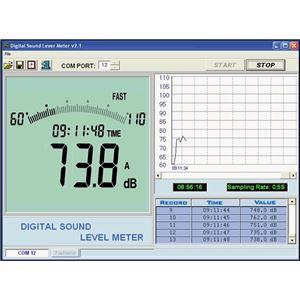 騒音計 (音量測定器/環境測定器) ウマレック...の紹介画像6