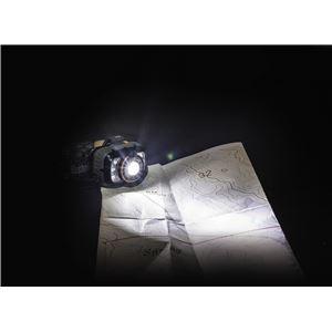 LEDヘッドライト レッドハロー/ロックアウト・オートダイミング機能 ブッシュネル 【日本正規品】 ルビコン250AD
