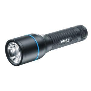 LEDフラッシュライト(懐中電灯) アルミニウムボディ 防水/ビーム調整システム ワルサープロPL70