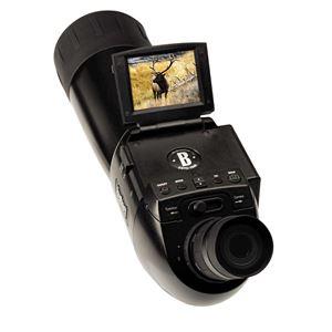 デジタルフィールドスコープ/望遠鏡型デジタルカメラ 静止画/動画撮影 ブッシュネル 【日本正規品】 イメージビュー