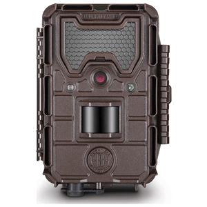 屋外用センサーカメラ(監視カメラ) 1400万画素 防水 ブッシュネル 【日本正規品】 トロフィーカムアグレッサーブラックHD - 拡大画像