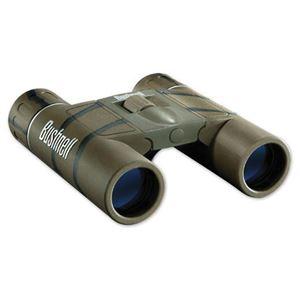 双眼鏡/binoculars 【12倍】 軽量/コンパクト ラバー外装 ブッシュネル 【日本正規品】 パワービューCE12×25カモ