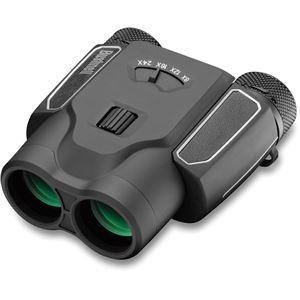 双眼鏡/binoculars 【8-24倍】 ブッシュネル 【日本正規品】 スペクテータースポーツズーム マットブラック(黒)