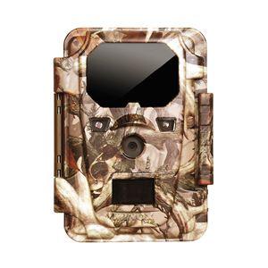 屋外型センサーカメラ(監視カメラ) 約800万画素 防水/カラーモニター搭載 長寿命 ミノックス 【日本正規品】 DTC600CAM