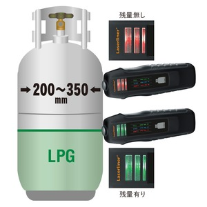 LPガス残量チェッカー BBQガスチェック