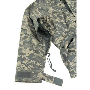 アメリカ軍 ECWC S-1ジャケット/ゴアテックス風パーカー 【 Mサイズ 】 透湿防水素材 JP041YN ウッドランド カモ( 迷彩) 【 レプリカ 】