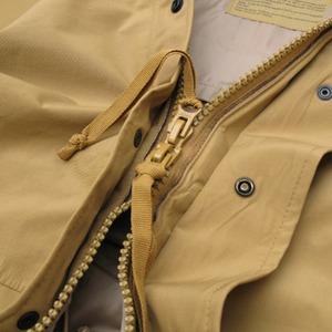 アメリカ軍 ECWC S-1ジャケット/ゴアテックス風パーカー 【 XLサイズ 】 透湿防水素材 JP041YN ブラック 【 レプリカ 】