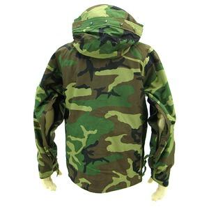 アメリカ軍 ECWC S-1ジャケット/ゴアテックス風パーカー 【 Mサイズ 】 透湿防水素材 JP041YN ネイビー 【 レプリカ 】