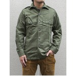 アメリカ(NATO)軍放出 ファーテイングシャツ コットン J S055NN XS 【 デットストック 】 【 未使用 】