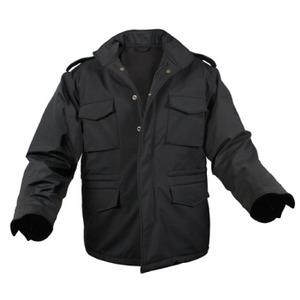 ROTHCO(ロスコ) ソフトシェルタクティカル M65フィールドジャケット ROGT140980 ブラック M