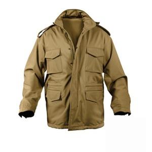 ROTHCO(ロスコ) ソフトシェルタクティカル M65フィールドジャケット ROGT140980 コヨーテ ブラウン M