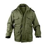 ROTHCO(ロスコ) ソフトシェルタクティカル M65フィールドジャケット ROGT140980 オリーブ S