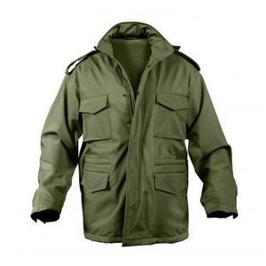 ROTHCO(ロスコ) ソフトシェルタクティカル M65フィールドジャケット ROGT140980 オリーブ L
