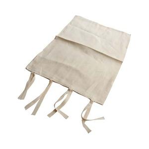 イタリア軍放出 枕カバー リネン EE185NN【10枚セット】【デットストック】【未使用】