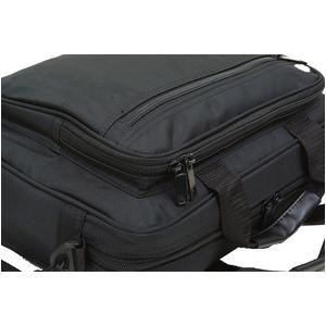 B4サイズ対応大型ビジネスバッグ IK8058 ブラック