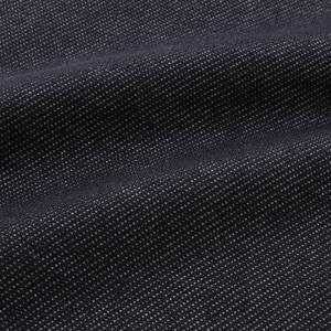 裏ボアニットデニム4ポケットイージーパンツ 2103-25 黒 LLサイズ