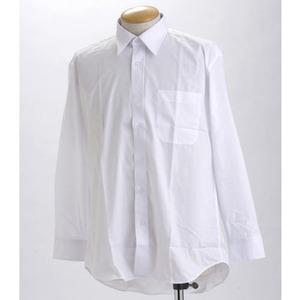 ブラック & ホワイト 長袖百貨店仕様 Yシャツ OZ517008 Mサイズ 【 2枚セット 】