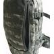 米軍 モール対応防水布使用アサルトリュックサック BR051YN ブラック 【 レプリカ 】  - 縮小画像5