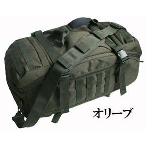 米軍 防水布使用4WAYシーサック BH053YN オリーブ 【 レプリカ 】  - 拡大画像