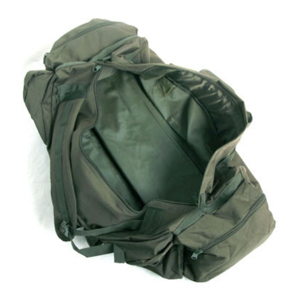U.S.軍水にも強い防水加工布使用3WAYシーサックバック BH046YN オリーブ