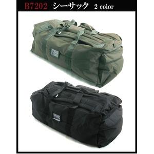 U. S.軍 水にも強い防水加工 布使用3WAYシーサックバッグ BH046YN オリーブ