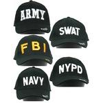 ミリタリーベースボールキャップ HC018NN【NYPD】