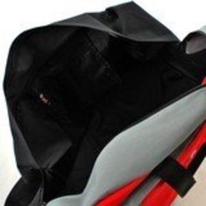 65リッター大容量ボストン&ショルダー2WAYバッグ IK33011 ブラック