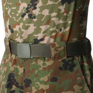 10年保証書付J. S.D.F.(自衛隊衣料)ウエストベルト CB6550 オリーブ