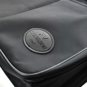メンズビジネスショルダーバッグ 縦型 IK8036 クロ f04
