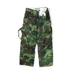 USタイプ「 M-65」フィールドパンツ PP062YN ウッドランド メンズ XSサイズ 【 レプリカ 】