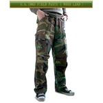 USタイプ「 M-65」フィールドパンツ PP062YN ウッドランド メンズ Lサイズ 【 レプリカ 】
