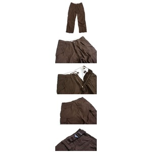 USタイプ「M-65」フィールドパンツ PP062YN ブラウン メンズSサイズ 【レプリカ】