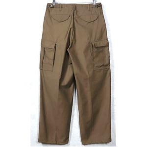 USタイプ「M-65」フィールドパンツ PP062YN ブラウン メンズXLサイズ 【レプリカ】