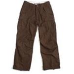 USタイプ「 M-65」フィールドパンツ PP062YN ブラウン レディース Sサイズ 【 レプリカ 】