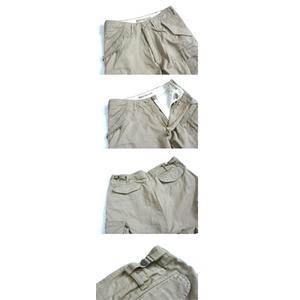 USタイプ「M-65」フィールドパンツ PP062YN カーキ メンズSサイズ 【レプリカ】