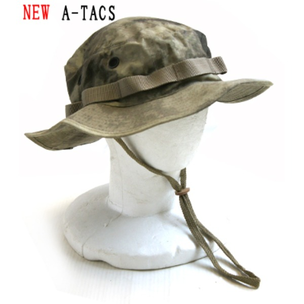 USタイプ ジャングルハット HH001NN A-TACS XLサイズ レプリカ