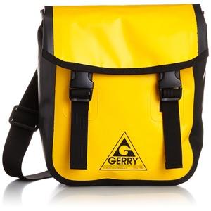GERRY超軽量防水6リッターショルダーバッグ GE8009 イエロー - 拡大画像