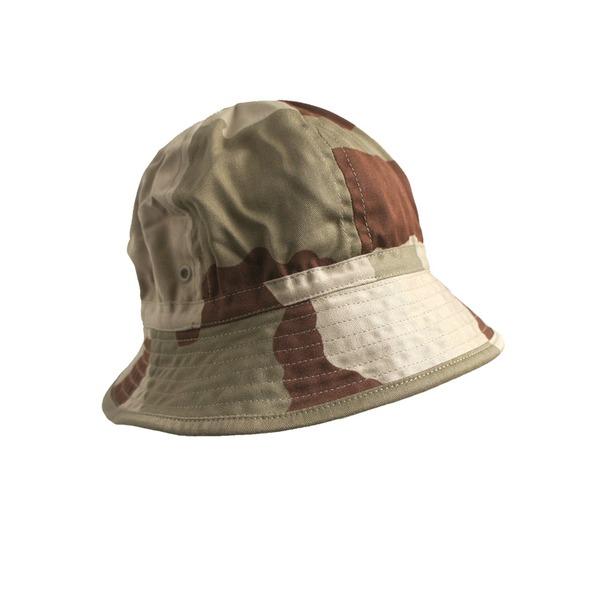 フランス軍放出 ブッシュハット/帽子  58cm  綿100% HH019NN CCEデザート 〔未使用/〕