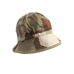 フランス軍放出 ブッシュハット/帽子 【 60cm 】 綿100% HH019NN CCEデザート 〔未使用/デッドストック〕