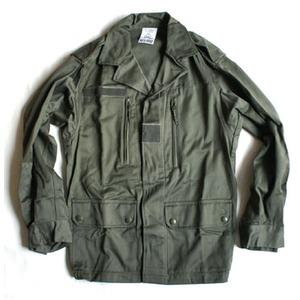 フランス軍放出 F2ジャケット 【 M〜 Lサイズ 】 風除け付き JJ004NN 88 〔未使用/デッドストック〕