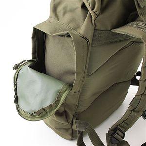 WE STROOPER社製 ジャーマン防水バッグ パック BR034NN ブラック